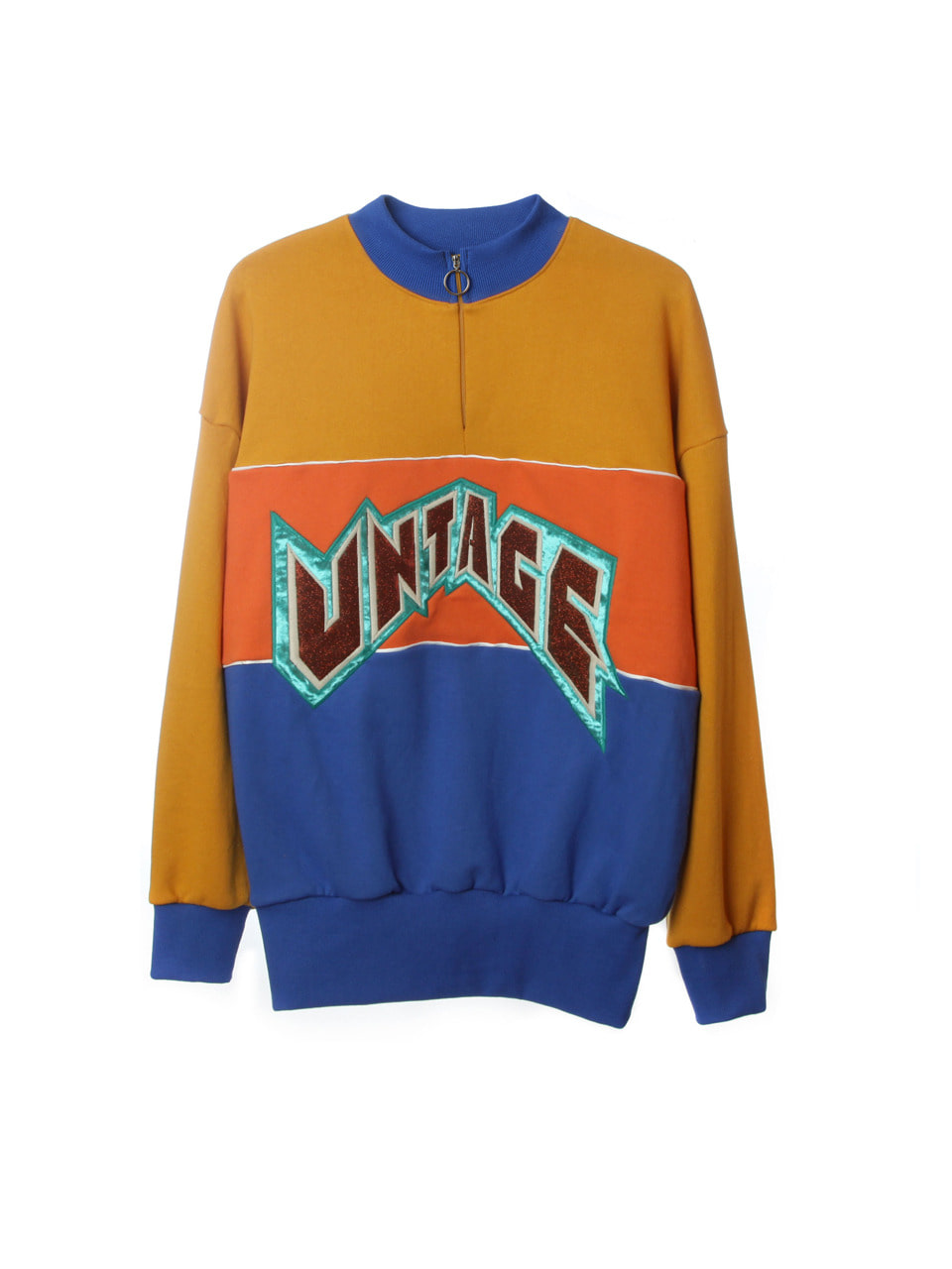 twinkle  jersey over-fit sweat shirts