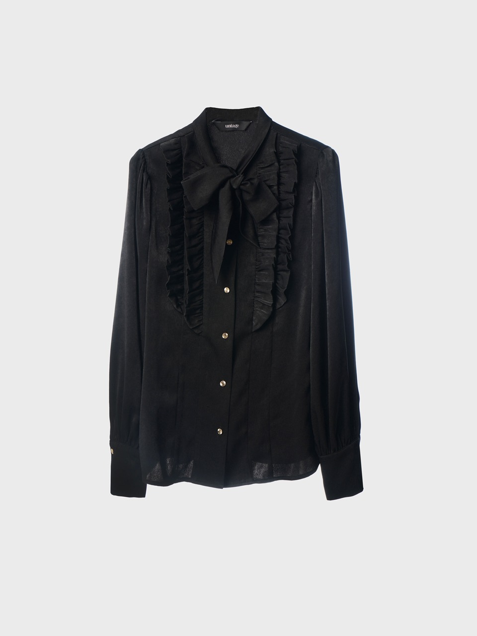 Double Frilled Blouse