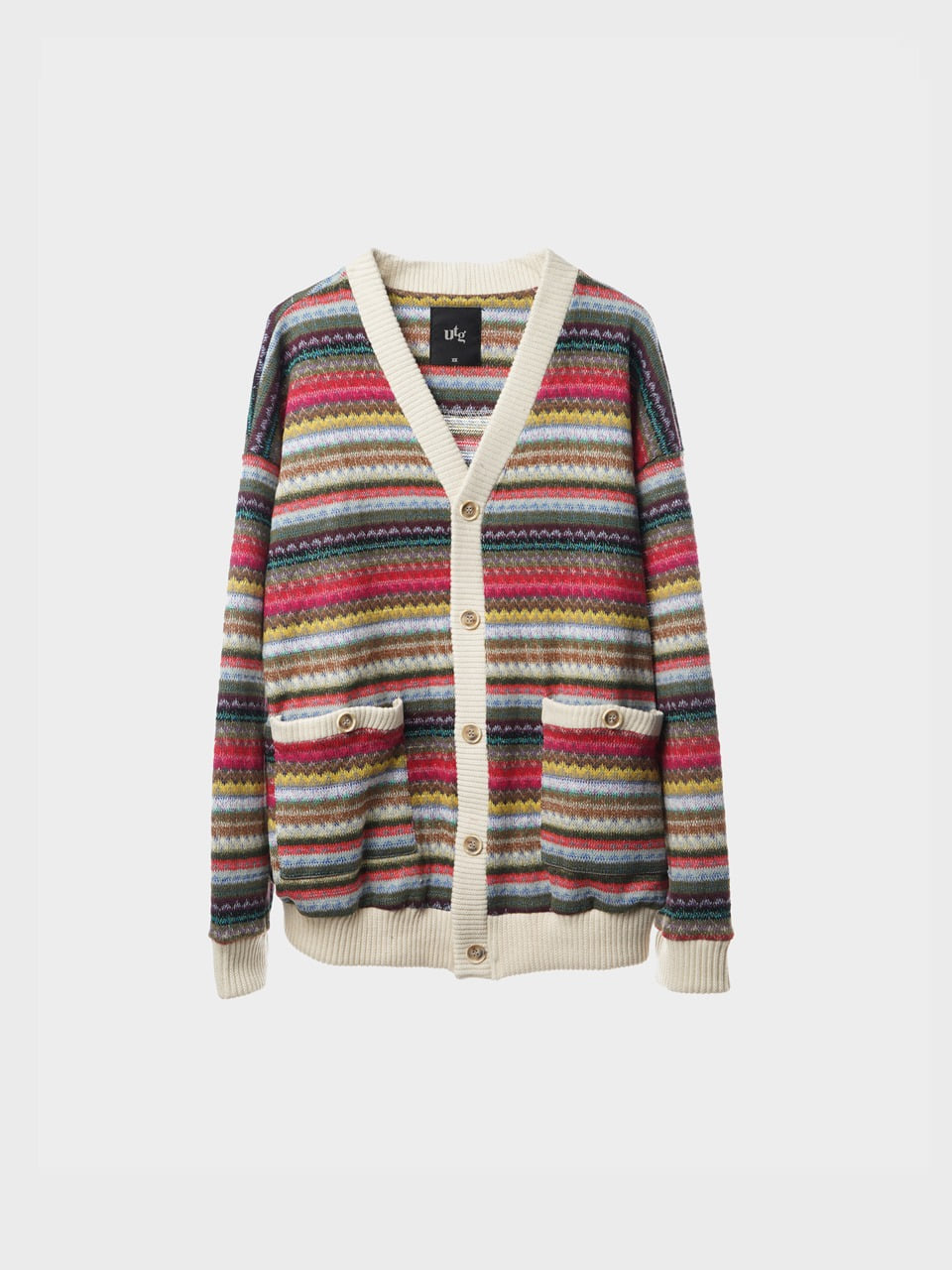 Teen - Love Over Fit Cardigan