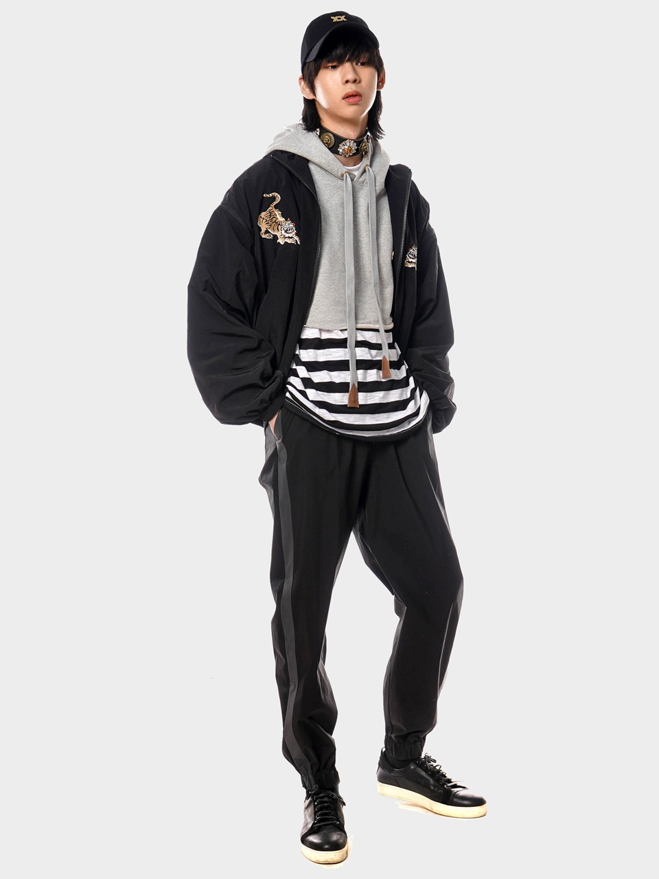 Reflaction Track Sweat Pants