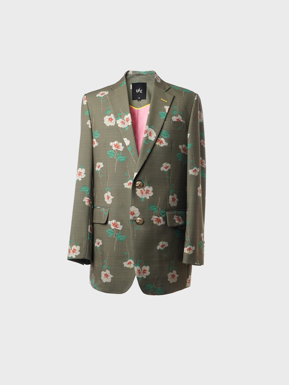 Mugunghwa Tailored Blazer
